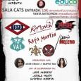 Rock contra el hambre infantil Madrid Sala Cats Viernes 19 Febrero 2016 «Rock contra el hambre infantil» Festival de Rock benéfico en favor de la ONG Educo. El dinero recaudado […]
