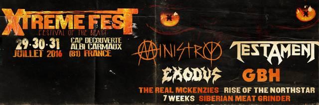 'Xtreme Fest #4