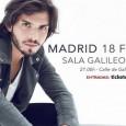 El compositor, músico e intérprete gallego está preparando una extensa gira por España para este año. La primera fecha anunciada, será el próximo 18 de febrero en la mítica sala […]