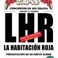 LA HABITACIÓN ROJA 31 MARZO JOY ESLAVA La Habitación Roja han estado este 2015 celebrando su 20º aniversario, con muchos homenajes y conciertos. Ahora este 2016 vuelven con nuevo álbum […]