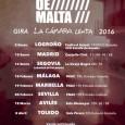 NUBES DE MALTAanuncia gira de presentación Madrid 15 de enero – Sala Costello Club. Nubes de Malta anunciangira de presentación en 2016de la que ya se saben las primeras fechas […]