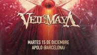 PERIPHERY + VEIL OF MAYA + GOOD TIGER Madrid Sala Caracol 16/12/15 Recién pasado el ecuador del último mes de otro año cargadísimo de conciertos, especialmente en esta recta final, […]