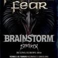 Una de las grandes bandas de metal Europeas, eso son PRIMAL FEAR. Ralf Scheepers y Mat Sinner preparan ya su nuevo disco, previsto para Enero de 2016. Y como […]