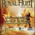 """Royal Hunt vuelve a Madrid el próximo mes de Marzo presentando su ultimo trabajo, """"Devil's Dozen"""". Este año Royal Hunt ha grabado su álbum numero 13 """"Devil's Dozen"""", han vuelto […]"""