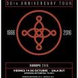 The Mission celebrarán sus 30 años de carrera en Madrid, Valencia y Barcelona La banda de Wayne Hussey, emblema del after punk británico más denso, ofrecerá tres conciertos seguidos en […]