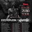 KATAKLYSM + SEPTICFLESH + ABORTED Madrid Sala Caracol 04/02/2016 Noche dedicada a los sonidos más extremos del metal con la visita a la capital de los canadienses Kataklysm quienes siguen […]