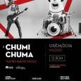 en concierto en Madrid El primer grupo interdimensional Chumi Chuma estará presentando en directo¡¡Baila sin parar!!, su primer álbum. La cita será el próximo sábado, 9 de abril en el […]