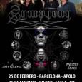 SYMPHONY X + MYRATH + MELTED SPACE – Madrid – Sala Arena – 27/02/15 Cuatro largos años han tenido que pasar para tener otro disco de Symphony X en la […]