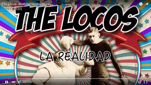 Descargar disco the locos jaula de grillos