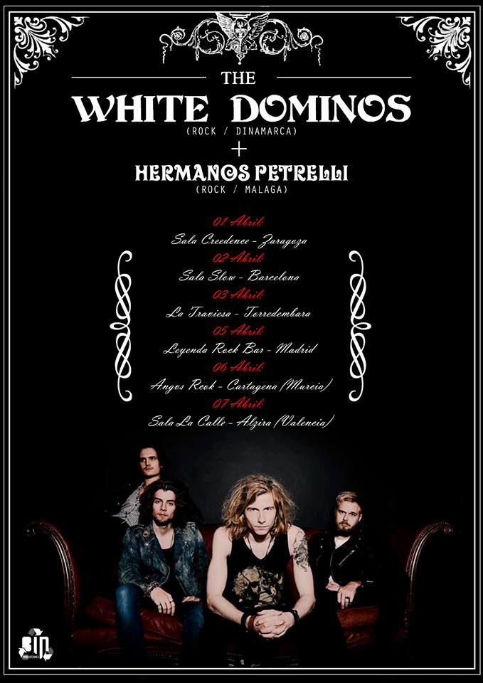 The White Dominos Tour