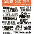 El Festival internacional de Leganés South Side confirma a Freedonia como último cabeza de cartel Freedonia también formará parte delcartel del Leganés South Side,junto con artistas de la talla de: […]