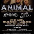 Los argentinos A.N.I.M.A.L. llegan a Alicante Desde Buenos Aires, Argentina, la reconocida banda de metalA.N.I.M.A.L. llegan a España con una extensa gira, que incluye su paso por Alicante el viernes […]
