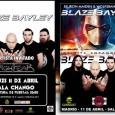 """BLAZE BAYLEY visitará España de nuevo la semana que viene. El cantante presentará en esta gira los temas de """"Infinite Entanglement"""", su nuevo trabajo discográfico, y dará un repaso a […]"""