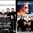 """Ya llegan los esperados conciertos de BLAZE BAYLEY en España presentando su nuevo disco. El cantante presentará en esta gira los temas de """"Infinite Entanglement"""", su último trabajo discográfico (que […]"""