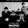 CRONICA –Second – La Riviera – 02/04/16 Con la alargada sombra del fútbol los murcianos SECOND volvían a la capital del estado para presentar su séptimo trabajo discográfico, un nuevo […]