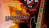 PARDAOS + LOS CUERVOS + LOS IMPOSTORES (04/06/2016) Pardaos – tributo a Los Suaves https://www.facebook.com/Pardaos Los Cuervos – Rock Nacional https://www.facebook.com/loscuervos.bcn Los Impostores – Rock Nacional Apertura de puertas 19h45 […]