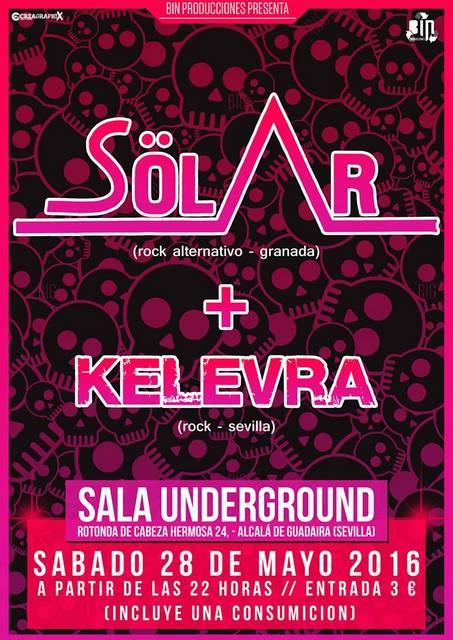 Sölar (Sala Underground, Sevilla)