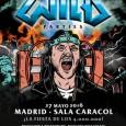 EL PRÓXIMO 27 DE MAYO NACEN LAS WILD PARTIES EN LA SALA CARACOL DE MADRID  El 27 de Mayo nacen las WILD PARTIES para celebrar los 4 millones de […]
