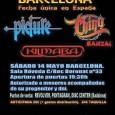 Este sábado, 14 de mayo KILMARA estarán presentando, en la VIII edición del Doctor Metal Fest a su nuevo vocalista Daniel Ponce. Será en la sala Boveda junto a Picture […]