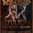 KREATOR, los gigantes germanos del thrash, regresan en un tour presentación de su próximo nuevo disco. El legendario Mille Petrozza estará acompañado de un variado e icónico cartel. Los […]