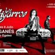 ¡Los Zigarros vuelven para fumarse Madrid! Esta vez la cita tendrá lugar el 8 de Julio en el mítico teatro al aire libre Egaleo, de Leganés. Keith Richardsaseguraba que mucha […]