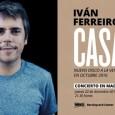 Iván Ferreiro anuncia un gran concierto en Madrid el jueves 22 de diciembre en elBarclaycard Center Ring Entradas a la venta el próximo martes 28 de junio a partir de […]