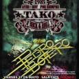 """TAKO + PEDRO BOTERO Madrid Sala Cats 27/05/2016 Con el título """"30 Pasos"""" ha bautizado Tako a su última obra de estudio que ha visto la luz este pasado mes […]"""