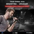 A una semana de sus shows en Buenos Aires, y recién llegado a la ciudad de Montevideo, Pablo Alborán anunció el éxito total de su Tour Terral en Argentina y […]