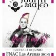 La violinistaJUDITH MATEO aterrizaráen Barcelona tras sugira por Tokio para presentarsu nuevo disco 'Rock is my life' Jueves 16 de junioFnac Arenas BCN 19h (Actuación) SetList de «Rock ismy life» […]