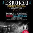 Eskorzo celebra su fin de gira en Madrid con un concierto muy especial. La banda nazarí confirma fecha para su gran fiesta fin de gira en Madrid, y continua con […]