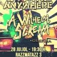 Strike Anywhere + A Wilhelm Scream 28 de Julio Evento en facebook Comprar entradas —————————————————- Strike Anywhere es de esas bandas que, como el vino, se hacen mejor con el […]