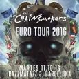 The Chainsmokers confirman un show en Barcelona dentro de su European Tour 2016 11 de Octubre 2016 Razzmatazz 2 BARCELONA El dúo americano The Chainsmokers confirma un show en Barcelona […]