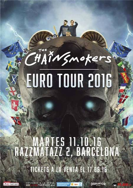 Chainsmokers final