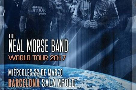 Icono del prog-rock Neal Morse ( Spock's Beard, Flying Colors, Transatlantic ) presenta el fruto de sus esfuerzos con The Neal Morse Band junto a Mike Portnoy (ex-Dream Theater, The […]
