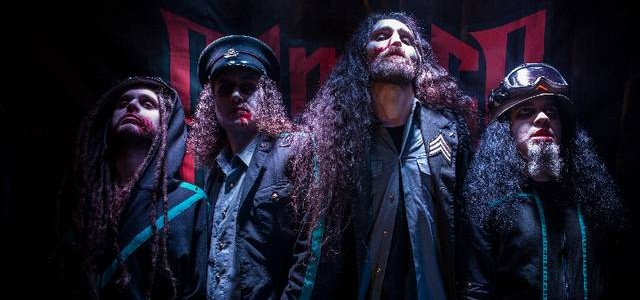 Damned Pilots signs with Sliptrick Records, new album produced by Ron Goudie (Gwar, Death Angel, Poison) and mixed and mastered by legendary producer Bill Metoyer (W.A.S.P., Trouble, Slayer) Damned Pilots announce the release […]