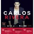 CARLOS RIVERA REANUDA SU 'YO CREO TOUR' CON NUEVOS CONCIERTOS EN NUESTRO PAÍS  Tras una primera exitosa ronda de shows, en la que ha sido hasta ahora su gira […]
