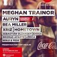 Esta mañana, en Del 40 al 1,Tony Aguilar ha desvelado el nombre de cuatro artistas mas que compondrán el cartel delCoca Cola Music Experience. Hometown, XRIZy la gran estrella internacional […]