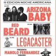 Arizona Baby Encabezan la III edición de la noche Americana Tercera edición de la noche Americana dentro del ciclo Huercasa NigthsFecha –5 de Noviembre Hora –19:00 Precio –Anticipada 16€ / […]