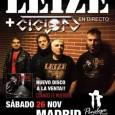 Después del llenazo del 20 de febrero en la sala Lemon de Madrid, los fans de LEIZE tienen una nueva oportunidad de corear las míticas canciones y las de su […]