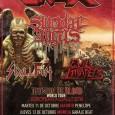 CRISIX vuelven esta semanaa MADRID, MURCIA y BARCELONA CRISIX proponen hacer un set list especial en los conciertos de esta próxima semana. ¡Entra aquí y participa! +SUICIDAL ANGELS +Skull Fist+Evil […]