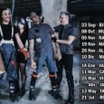 La banda Alicantina de Metal Industrial Mind Diller lanzó ayer su nuevo videoclip del tema Ich Bin Anders de su último disco Zirkus Mind Diller se forma a finales […]