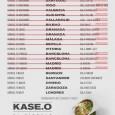 KASE.O AGOTA ENTRADAS EN 15 FECHAS DE SU GIRA KASE.O está confirmando el éxito de su nuevo lanzamiento El Círculo. Al número 2 conseguido en las listas de ventas en […]
