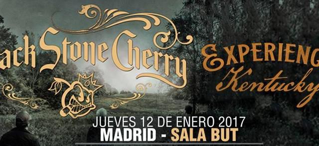 Tras el lanzamiento de su quinto álbum de estudio Black Stone Cherry están a punto de embarcarse en una gira europea en enero y febrero de 2017. El nuevo álbum […]