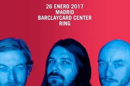 BIFFY CLYRO ACTUARÁ EN BARCELONA Y MADRID EL PRÓXIMO MES DE ENERO 25 de enero Sant Jordi Club Barcelona 26 de enero Barclaycard Center (RING) Madrid Tras su éxito en […]