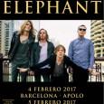 04 de Febrero – Barcelona, Apolo 05 de Febrero – Madrid, La Riviera La que es considerada en la actualidad como una de las bandas con el directo más explosivo, […]