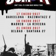 SUM41 confirman conciertos en España coincidiendo con la publicación de su nuevo álbum '13 Voices' 17 de Enero – Barcelona, Razzmatazz 18 de Enero – Madrid, BARCLAYCARD CENTER 21 de Enero […]