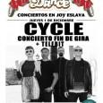 JUEVES 01 DICIEMBRE CYCLE + TELEBIT POP&DANCE (JOY ESLAVA) El jueves 01 diciembre, Pop & Dance recibe a CYCLE en su concierto fin de gira en Madrid. Su último disco […]