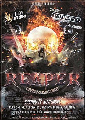 reaper-kilmara