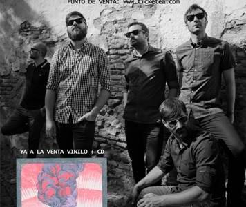 """La banda de la escena indie granadina El Hombre Garabato presenta su nuevo trabajo """"Demonios"""" el viernes 2 de diciembre en la Sala HONKY TONK (C/Cobarrubias 24) de Madrid a […]"""