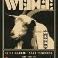 Este jueves 17 de Noviembre Rock Psicodélico con la joven banda alemana Wedge en la Sala Fun House de Madrid Una buena dosis de Rock `n Roll con reminiscencias psicodélicas, […]